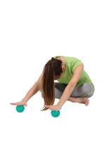 Gymnic Reflexball / G / set of 2 pcs