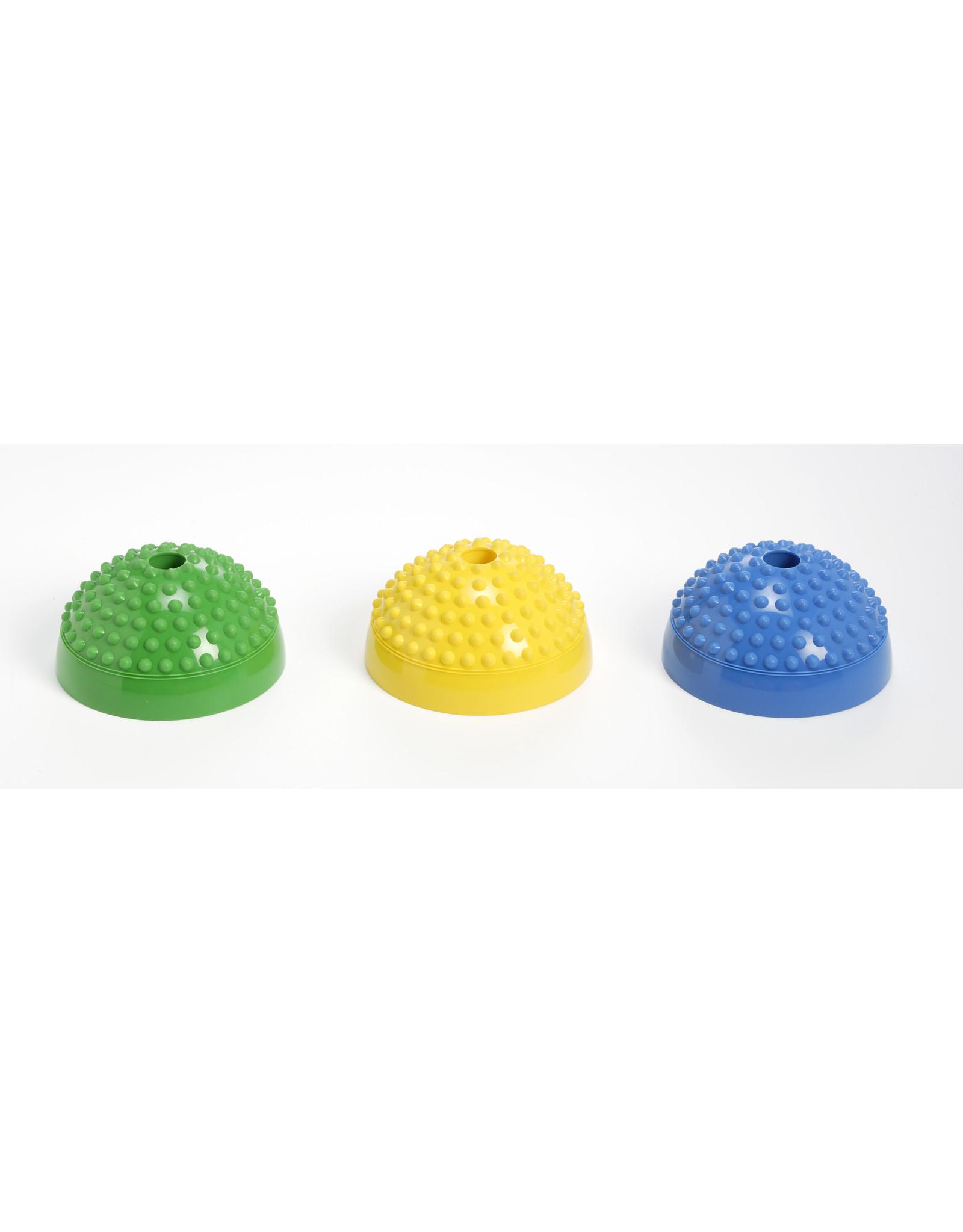 Gymnic Multiactiv Stones / set of 6 pcs