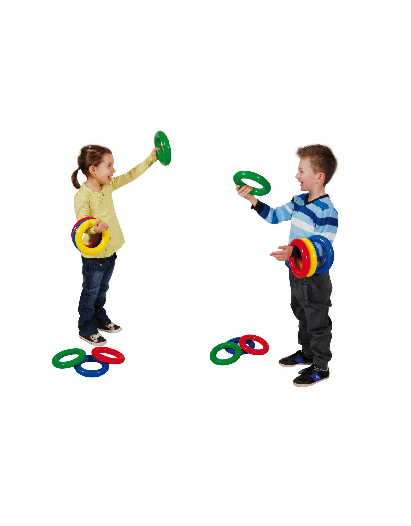 Gymnic Gym Ring / set of 4 pcs