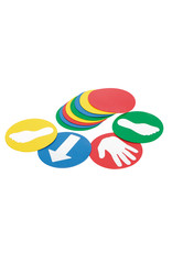 Gymnic Educ'o'Disks / set of 12 pcs
