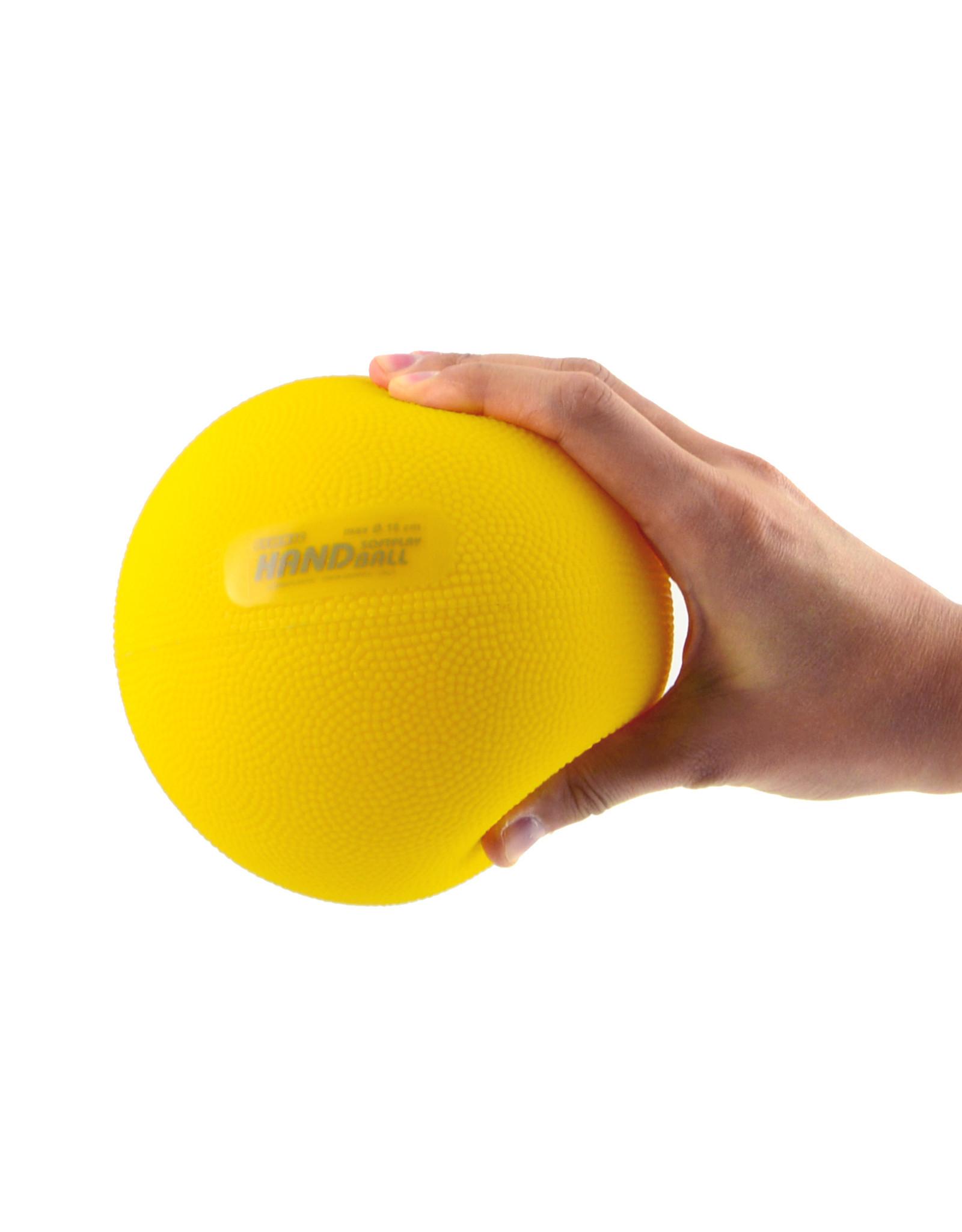 Gymnic Softplay Hand / Y / deflated