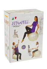 Gymnic Sit'n'Gym PERLA 55 BRQ / WT