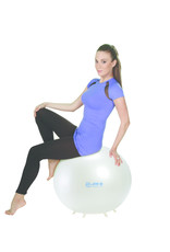 Gymnic Sit'n'Gym PERLA 75 BRQ / WT