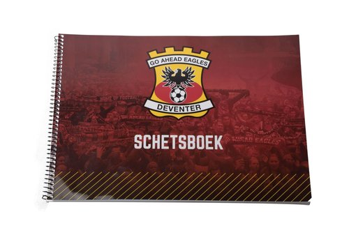 Go Ahead Eagles Schetsboek