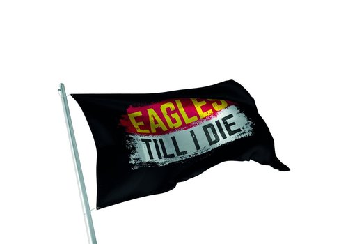 Go Ahead Eagles Supportersvlag Eagles Till I Die