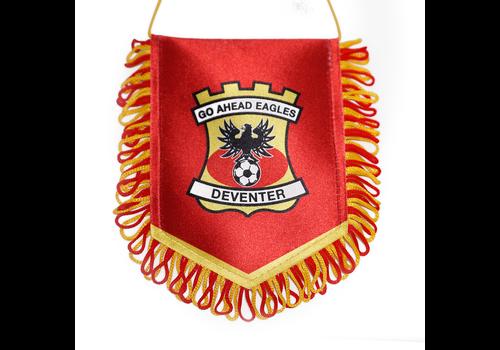 Go Ahead Eagles Vaantje rood/geel klein