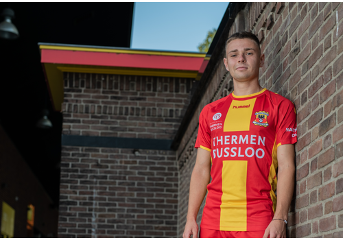 Hummel Go Ahead Eagles - Thuisshirt 2019/2020 Junior