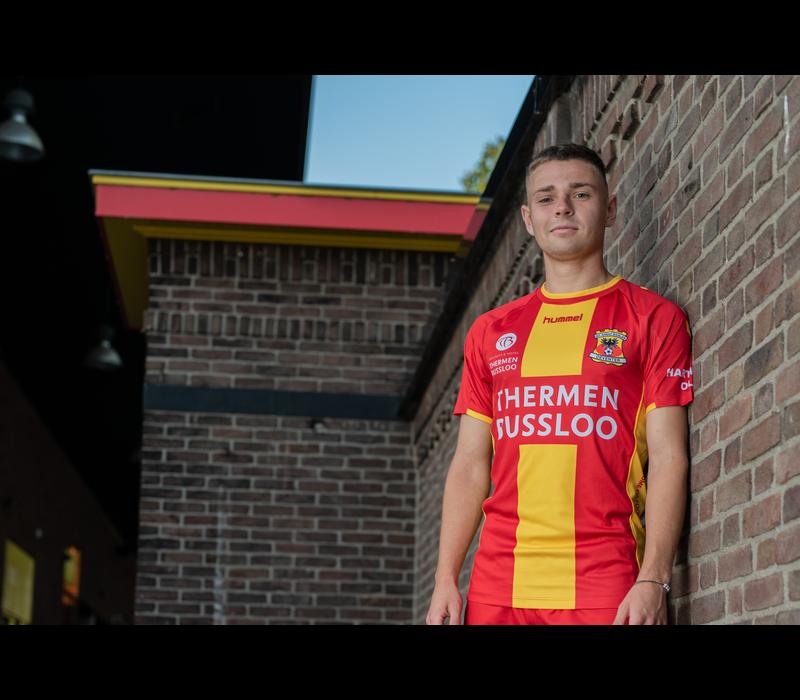Go Ahead Eagles - Thuisshirt 2019/2020 Junior