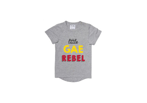 Brand Specials T-shirt Rebel 0-3 maand