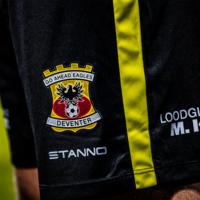 Go Ahead Eagles - Uitbroek 2020/2021