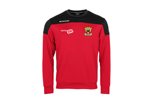 Stanno Stanno Sweater Thuis, rood 2020/2021