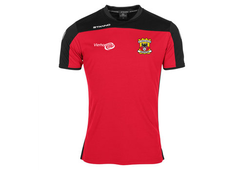 Stanno Stanno T-shirt, rood 2020/2021 - Junior