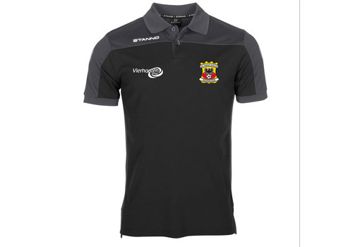 Stanno Stanno Poloshirt, zwart 2020/2021 - Senior