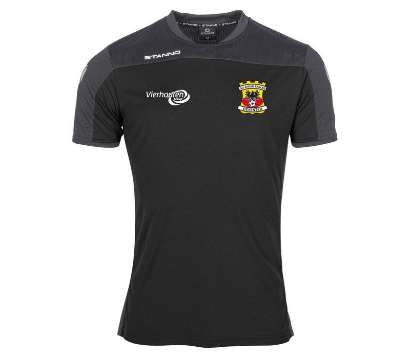 Pride T-shirt Staff, zwart 2020/2021 - Junior