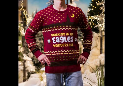 Go Ahead Eagles Collectors item: GAE Kersttrui