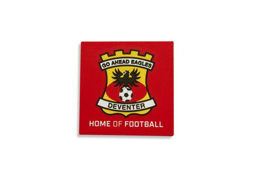Go Ahead Eagles 'Home of Football' Onderzetter