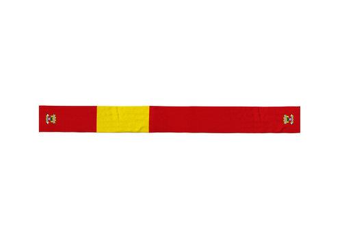 Tiny Joe Merchandise Business sjaal rood/geel