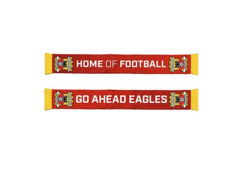 Go Ahead Eagles Sjaal 'Home of Football'