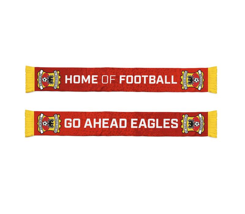 Sjaal 'Home of Football' Go Ahead Eagles