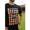 GO Ahead Eagles Niet te kraken t-shirt, black