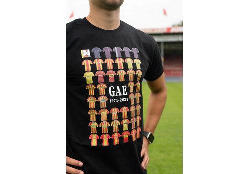 GO Ahead Eagles Niet te kraken t-shirt