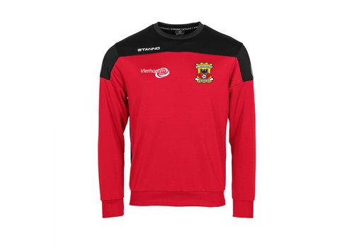 Stanno Stanno Sweater Thuis, rood 2020/2021 - Junior