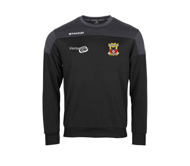 Stanno Sweater Thuis, zwart 2020/2021 - Junior