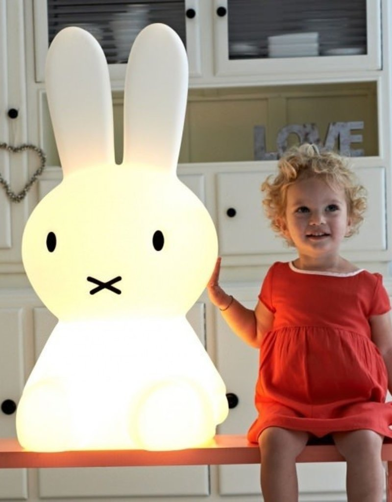 Lampe Veilleuse Lapin Miffy mr maria nouvelle lampe miffy xl