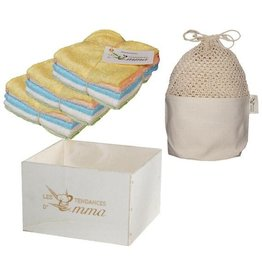 LES TENDANCES D'EMMA Eco Cleaner Washandjes Kit