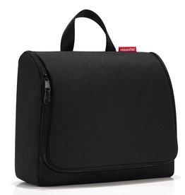 REISENTHEL Toilet bag XL to hang Red Reisenthel toiletbag with polka dot