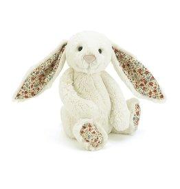 JELLYCAT Bunny Blossom Zilver Verlegen S Jellycat