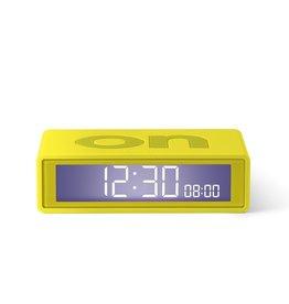 LEXON Alarm Clock Flip Travel Lexon
