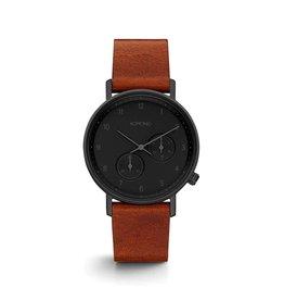 KOMONO Walther Bourgondië Komono horloge