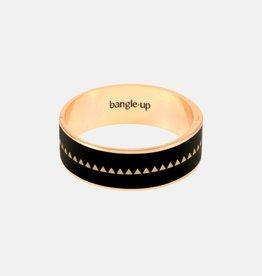 BANGLE UP Bracelet Bollystud Emaille 2 cm Bangle Up