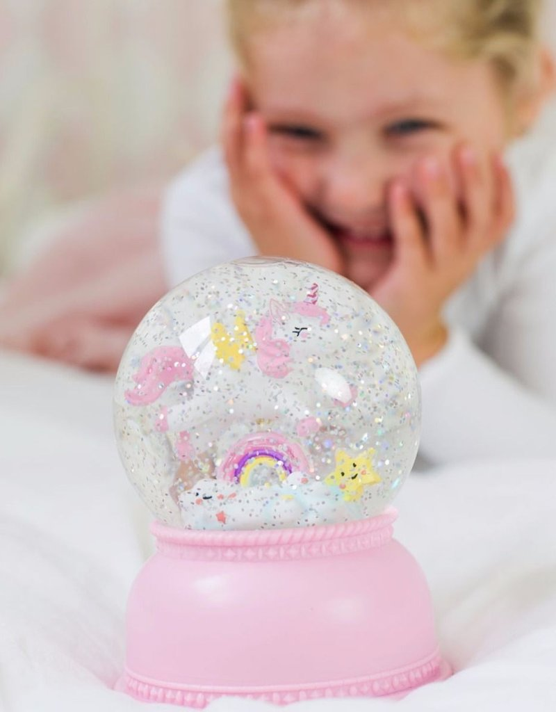 Snow globe Light Unicorn