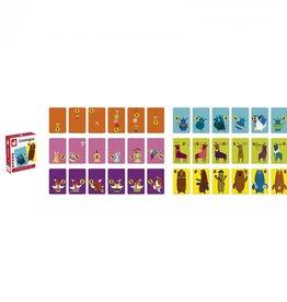 JANOD Jeux de Cartes Janod