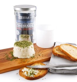 RADIS ET CAPUCINE Jar-1l DIY Radijs en Waterkers