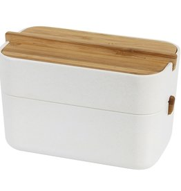 LEXON Boîte à Coton Zen Cotton Box