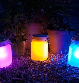 SUCKUK Lamp Nightlight Solar Sunjar