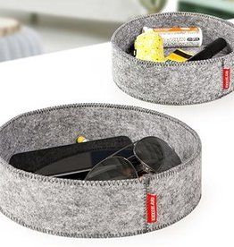 KIKKERLAND Set of 2 Storage Baskets