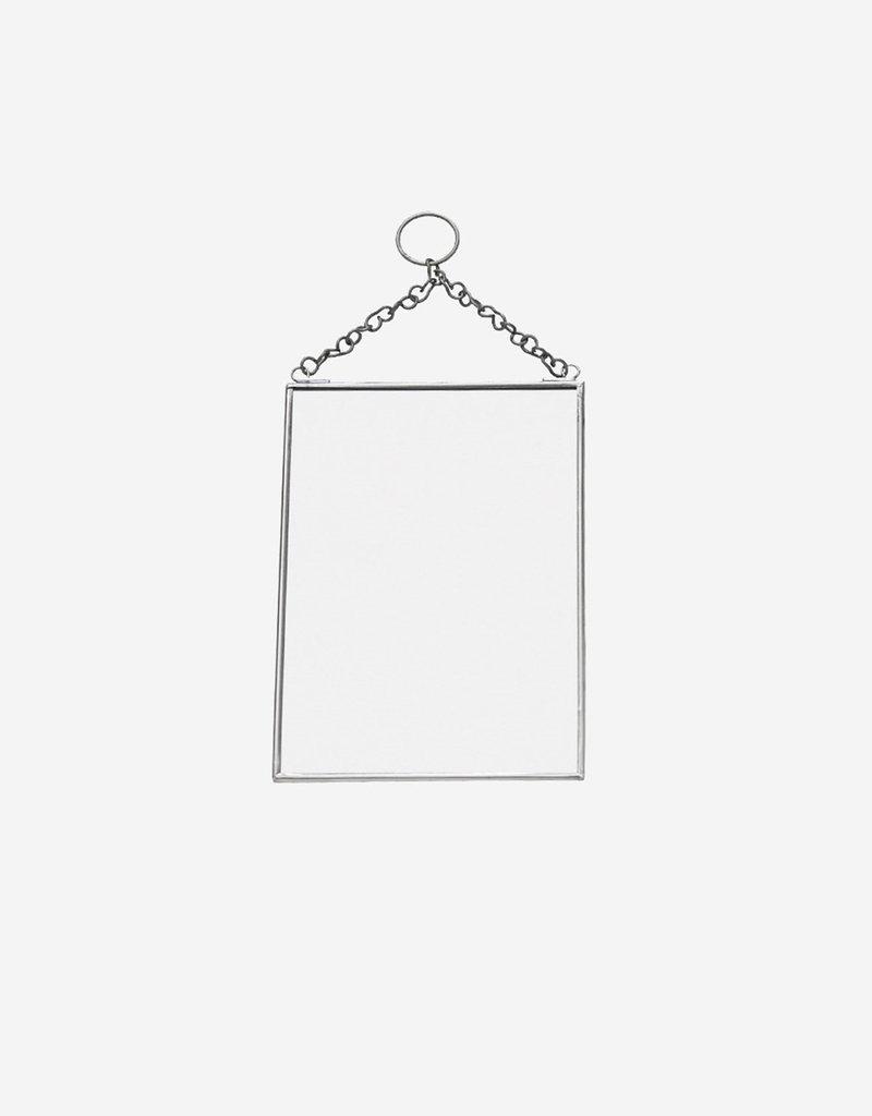 MADAM STOLZ Spiegel rechthoek om op te hangen