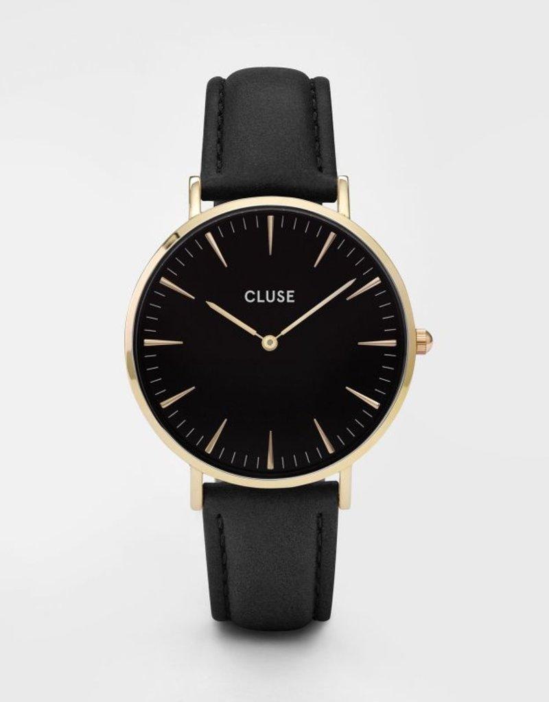 trouver le prix le plus bas plus tard choisir le plus récent CLUSE La Bohème Gold Black Black Cluse