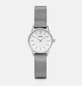 CLUSE The Star Mesh Silver White Cluse