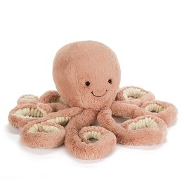 JELLYCAT Odell Poulpe Vraiment Très Grand