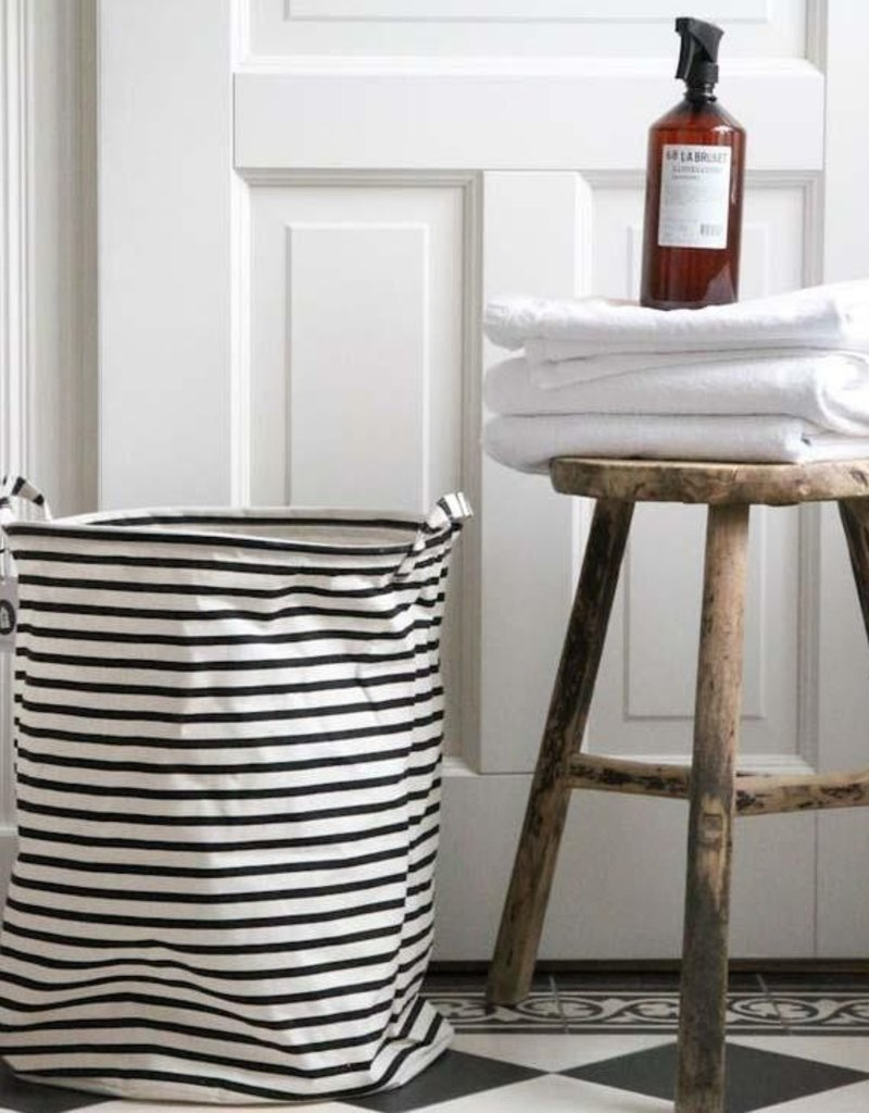 HOUSE DOCTOR Laundrybag stripe