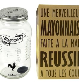 A DOMO Mayozen : Kit à Mayonnaise Cookut