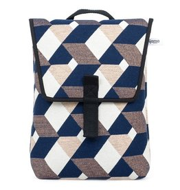 PIJAMA Backpack Classic Multi Stem Backpack Tote Orla Kiely