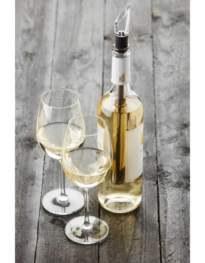 A DOMO Chiller/Pourer of Wine