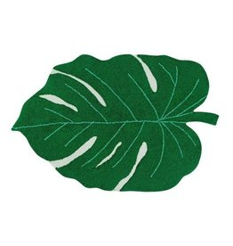 LORENA CANALS Tapis leaf monstera