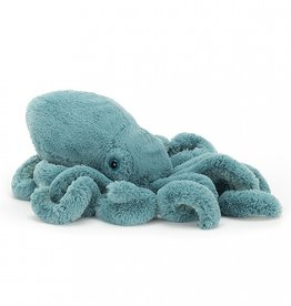JELLYCAT Ground Squid Octopus Jellycat